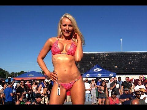 Bikini contest fun girl hot