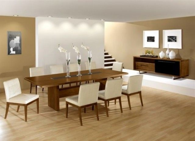 Elegant Minimalist Dining Room Design Ideas