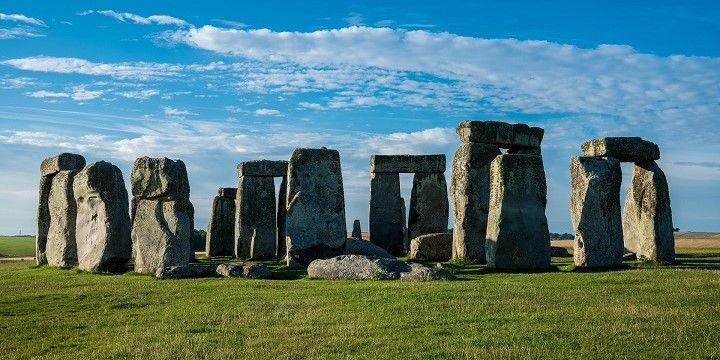 Stonehenge, South, England, Europe