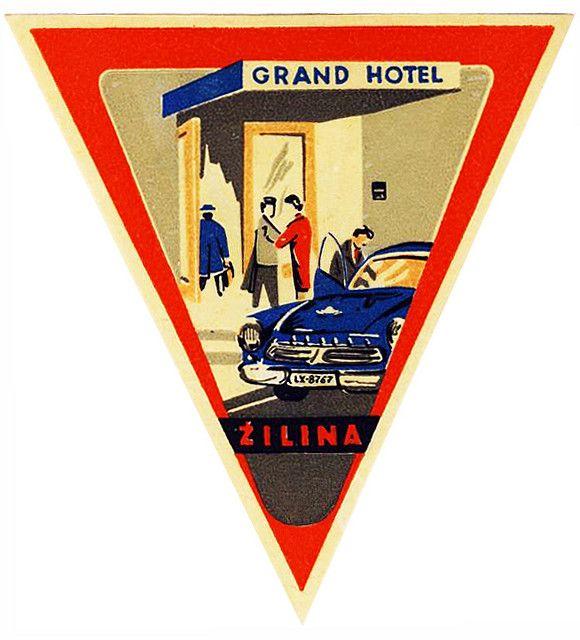 CZECH REPUBLIC - Zilina - Grand Hotel Zilina | Flickr