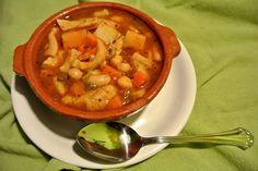 Puerto Cangrejo: Cazuela de Mondongo o Buseca...bajas calorías / Tripe Casserole...low calories