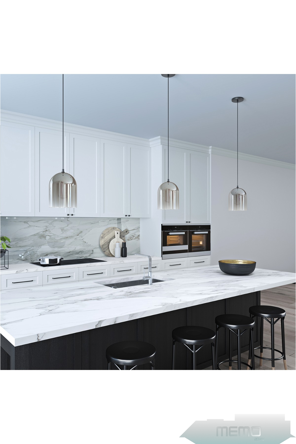 Jun 8 2020 This Pin Was Discovered By Michelle Rodriguez Discover And Save Your Own Pins In 2020 Contemporary Kitchen White Modern Kitchen Modern Kitchen Design
