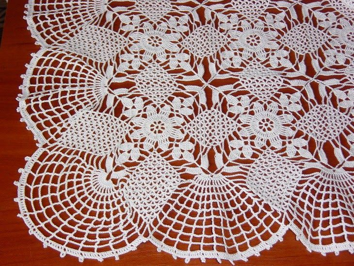 Resultado De Imagen De Manteles Individuales A Crochet Crochet Clothes Patterns Crochet Blanket Colors Crochet Patterns