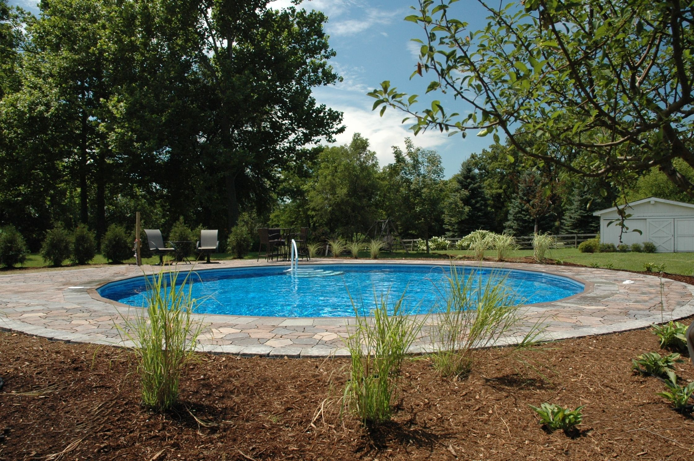 Fabcote ultimate pool inground installation fabcote for Inground swimming pool installation
