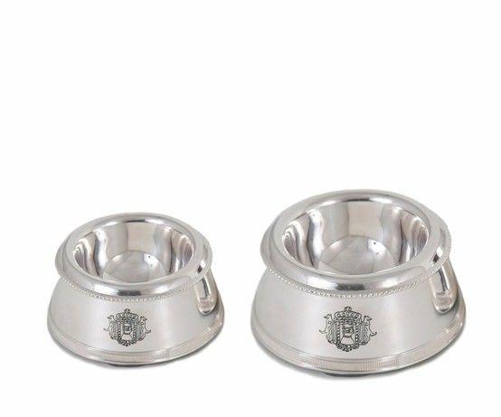 Riva silver bowl - small and medium