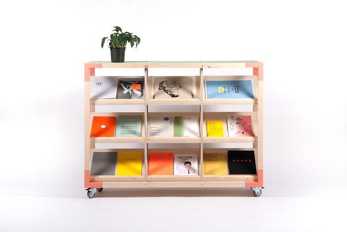 kixbox le pr sentoire par maxim scherbakov mobilier. Black Bedroom Furniture Sets. Home Design Ideas