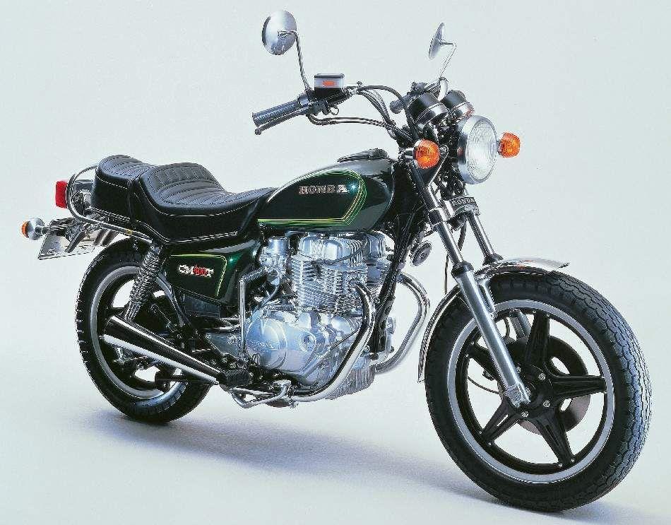 Honda Cm400t 1979 1980 Green Honda Honda Motorcycles Motorcycle Manufacturers