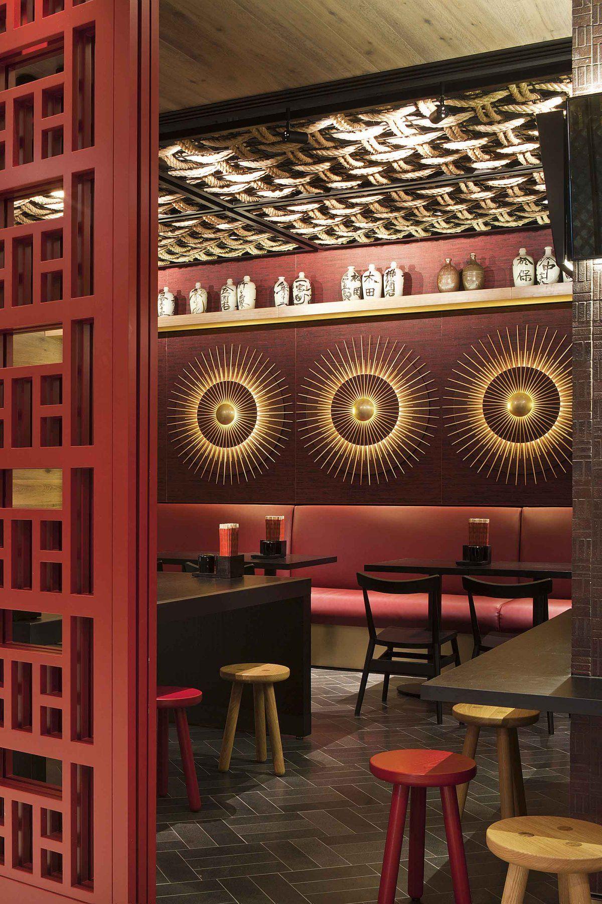 Mi 240613 05 Chinese Style Interior Modern Japanese Style Restaurant Interior Design