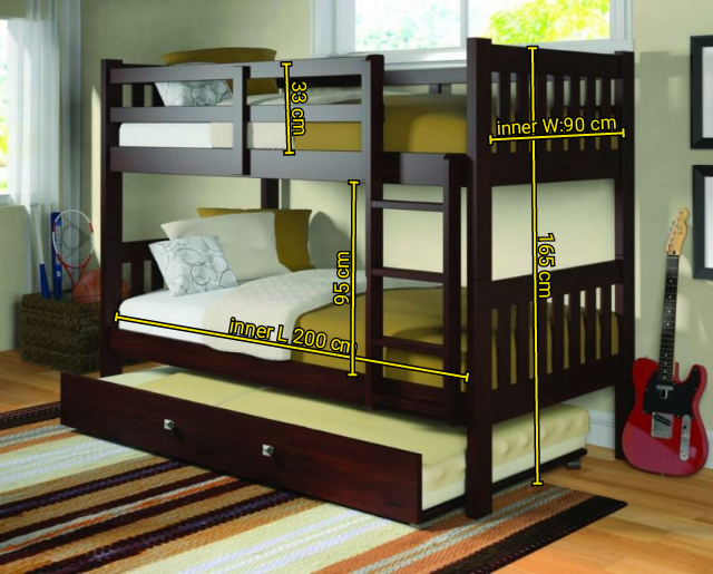 Source European Style Loft Adult Twin Over Full Bunk Beds Bed Prices On M