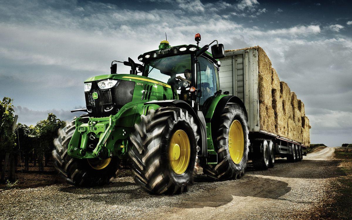 Смотреть видео про трактора
