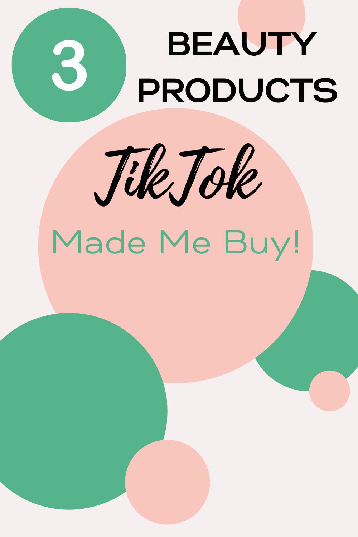 Things Tiktok Made Me Buy Tiktok Must Haves Diy Beauty Hacks Diy Beauty Recipes Healthy Hair Tips