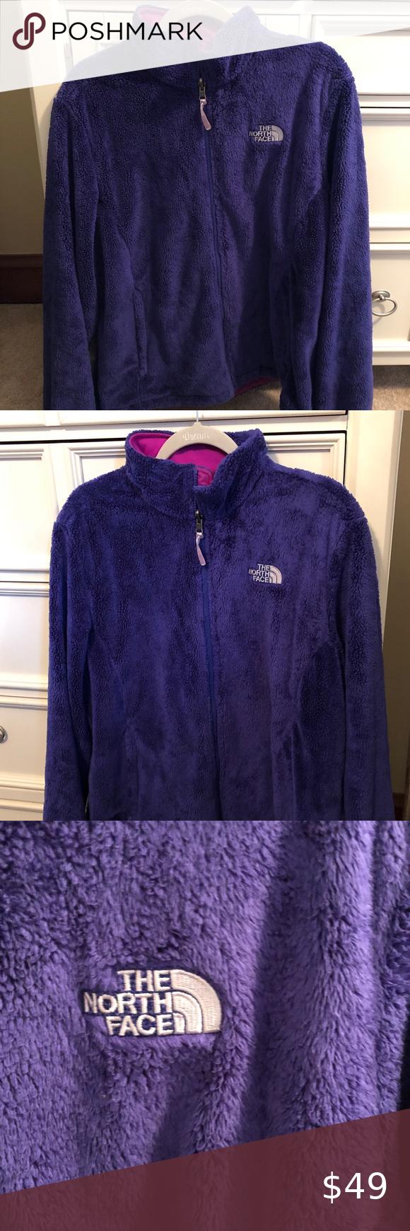 The North Face Osito Fleece Jacket Purple Xl In 2020 Girls North Face Jacket North Face Fleece Jacket Fleece Jacket [ 1740 x 580 Pixel ]