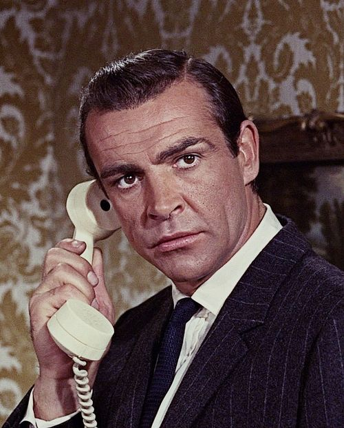 My name is bond james bond sean connery from - My name is bond james bond ...