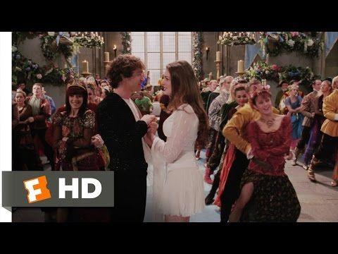 Ella Enchanted Wedding Dress YouTube | Wedding Dresses | Pinterest ...