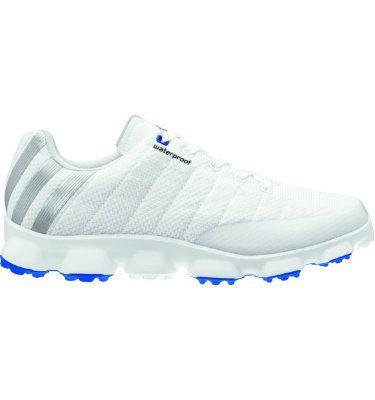 official photos a35f4 78314 adidas Mens crossflex Golf Shoe - WhiteSatellite