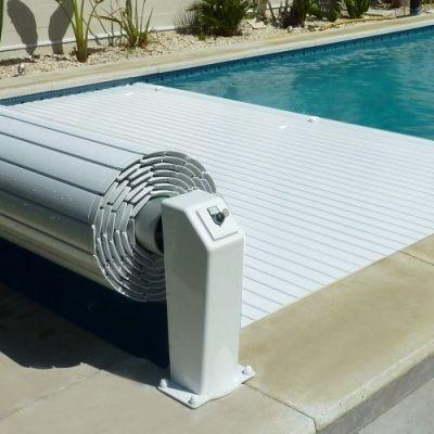Persiana elevada para piscina neo pools pinterest for Zwembad achtertuin