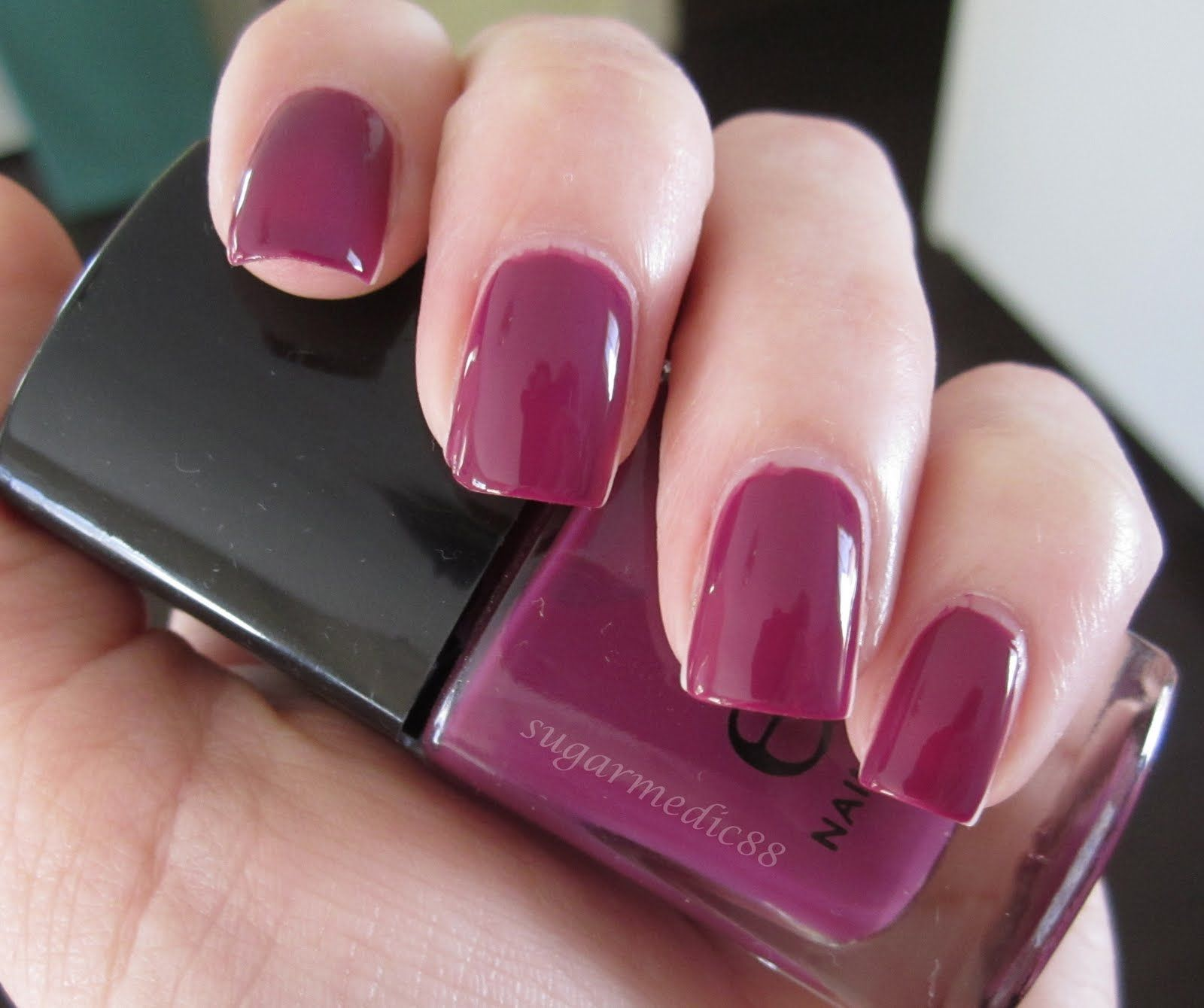 ELF Purple Pleaser | My Nail Polish Collection | Pinterest | Elf ...