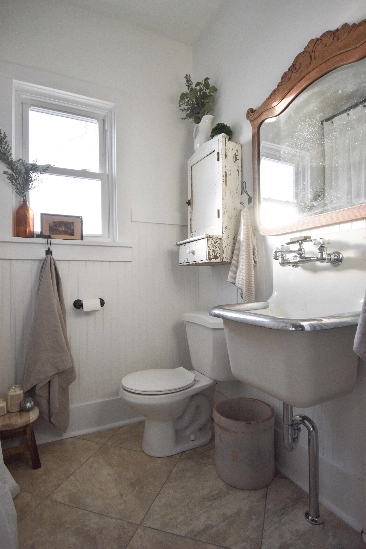 Wall Mount Farmhouse Sink Bathroom Renovation Farmhouse Sink