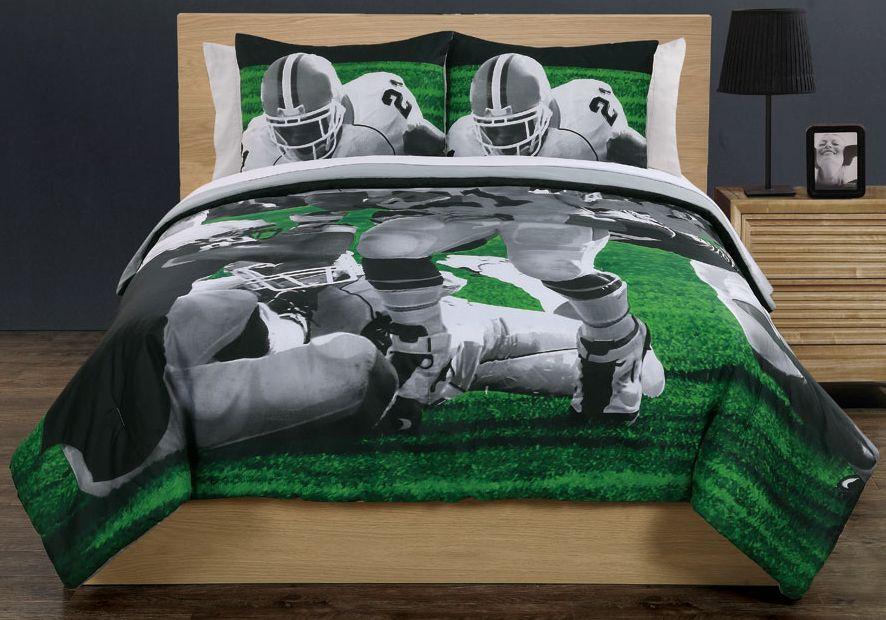 104 99 Football Bedding For Boys Full Queen Comforter