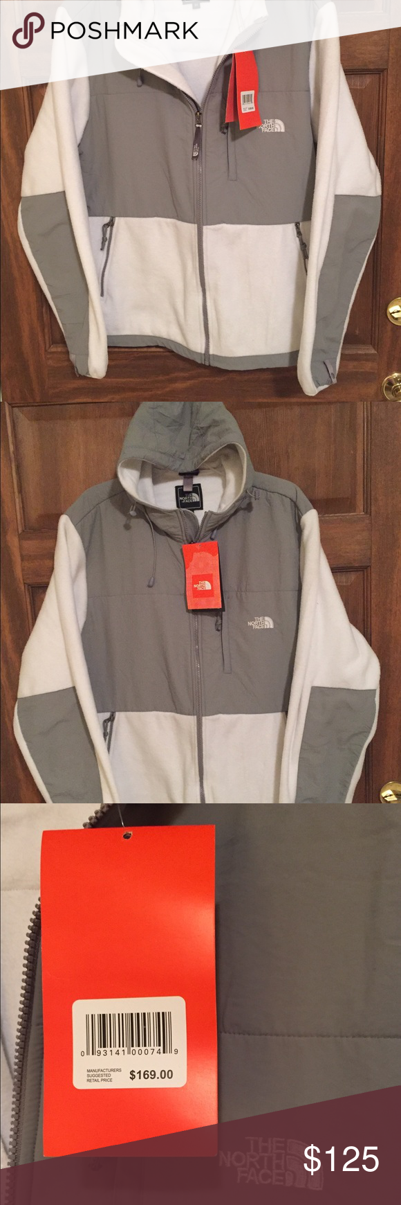 North Face Womens Fleece Jacket The North Face 169 Nwt Womens Plus Size 3x White Grey Hoodie Fleece Jack Fleece Jacket Womens North Face Fleece Womens Jackets [ 1740 x 580 Pixel ]