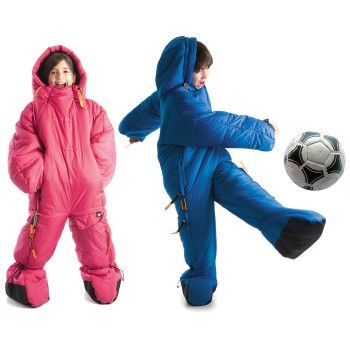 Full Body Sleeping Bag Suit