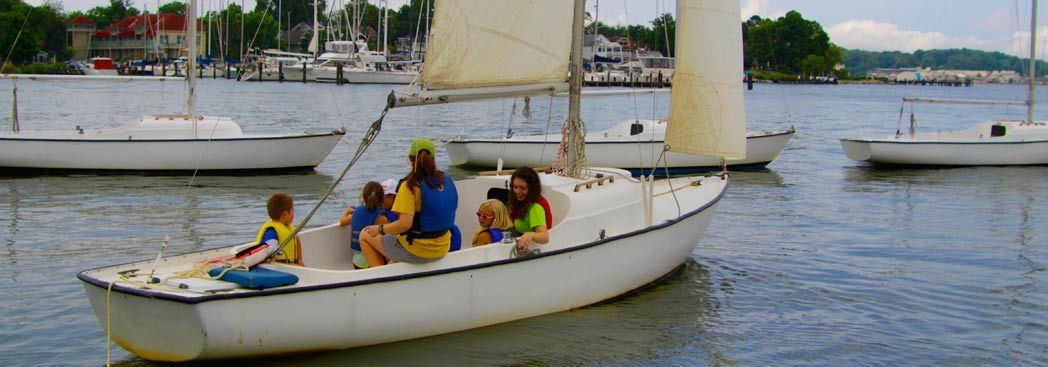 Kidship Sailing School A Maryland State Approved Summer Day Camp