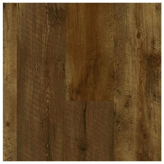 Luxe Fastak Farmhouse Plank Rugged Brown Laminate Nebraska