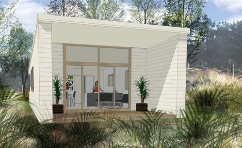 Quin Buildings 1 Bed Kitset Houses Design 2 House Design House Summer House
