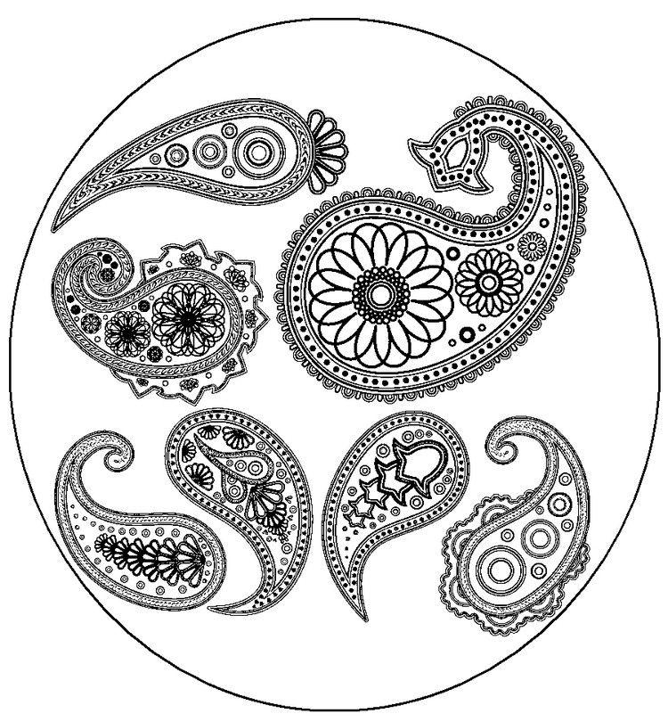 ausmalen erwachsene arabische welt colouring pages pinterest muster malen und henna. Black Bedroom Furniture Sets. Home Design Ideas
