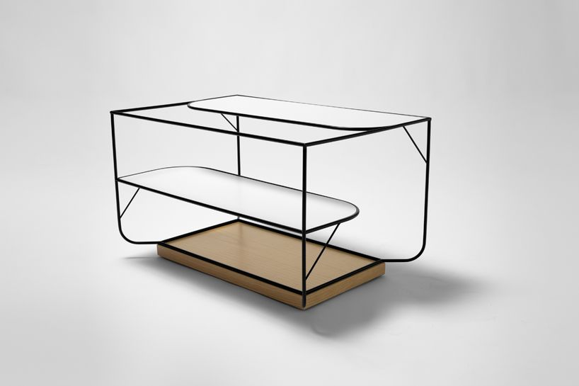 naturally furniture collection by alexandra goncalves