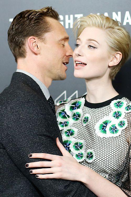 Pin Op Tom Hiddleston