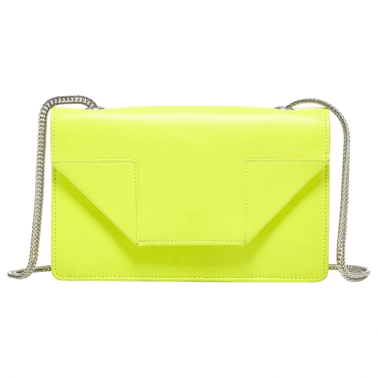 31cb5b7310b Yellow Leather Handbag Betty | Bags | Leather handbags, Yellow ...