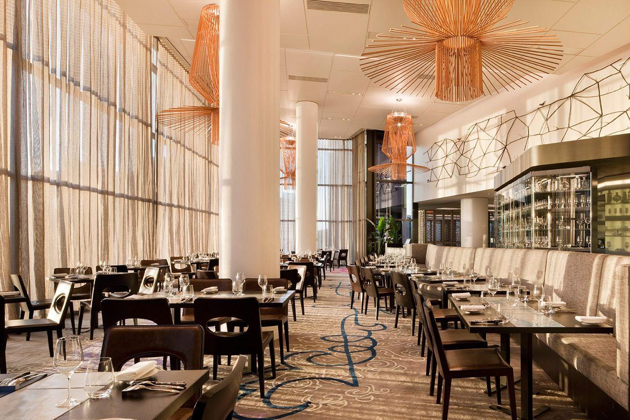 Crown Metropol Restaurants