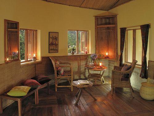 Mount Gahinga Lodge Bwindi Impenetrable National Park Uganda