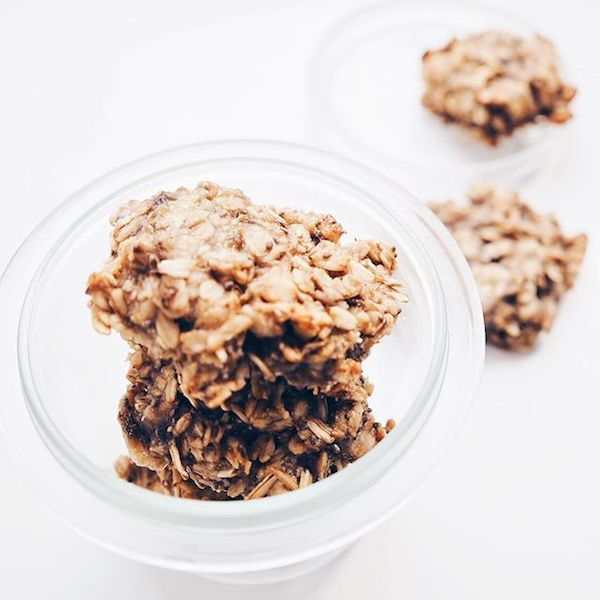rezept hafer bananen cookies vegan ohne zucker. Black Bedroom Furniture Sets. Home Design Ideas