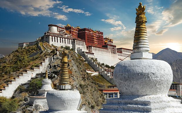 Turkey S Palace Tibet Travel Romantic Holiday Destinations Lhasa