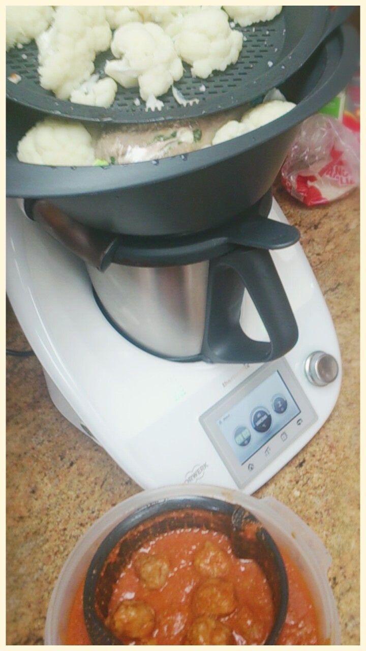 Cocinar varios platos para varios dias con thermomix thermomix thermomix - Platos para cocinar ...