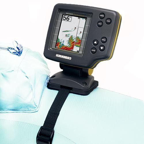 Float Tube Fish Finder and Transducer Mount | Recreation