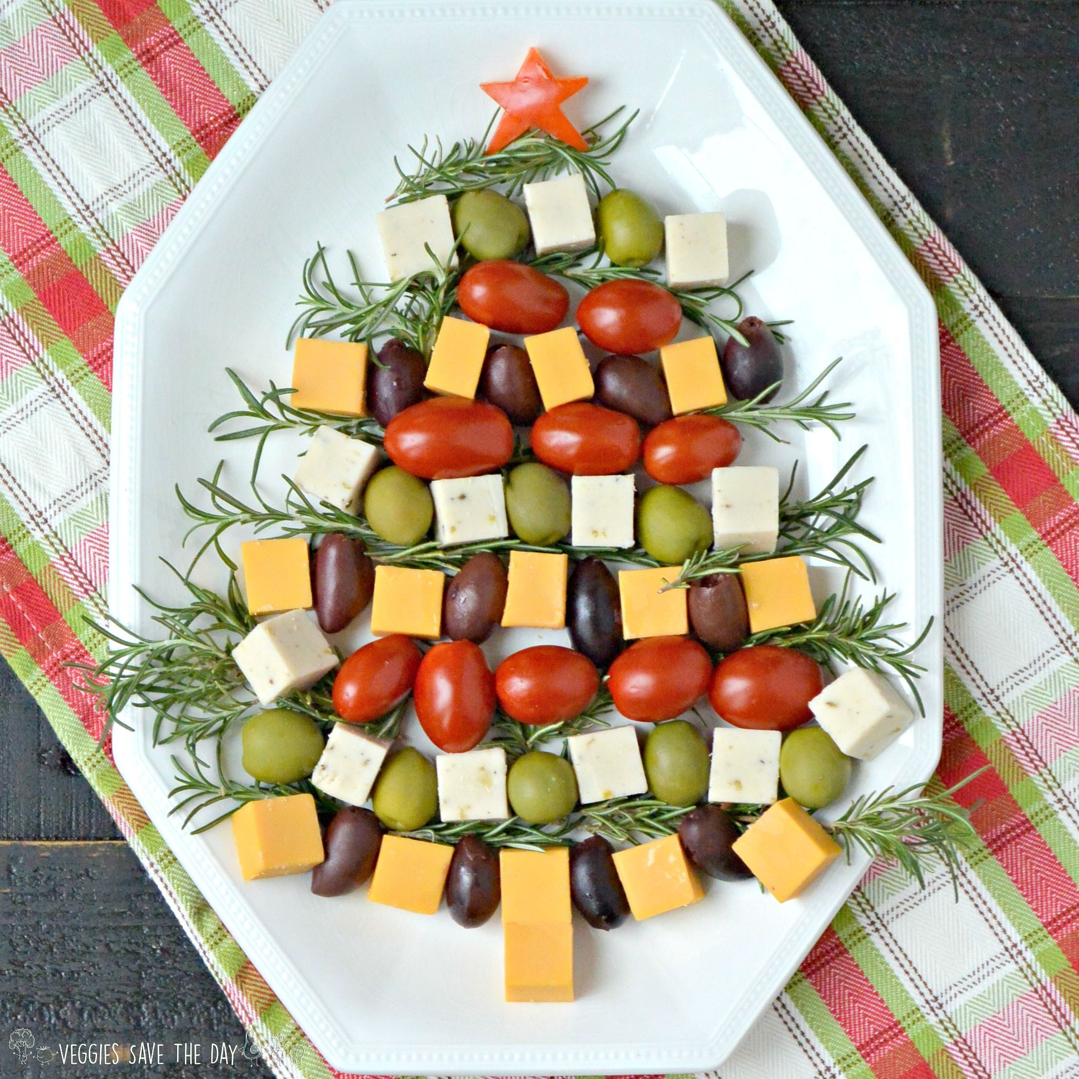 Easy Recipes for Holiday Entertaining Vegan christmas