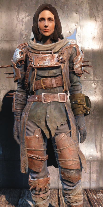 Fallout 4 Armor And Clothing Wasteland Vikings Fallout 4 Armour