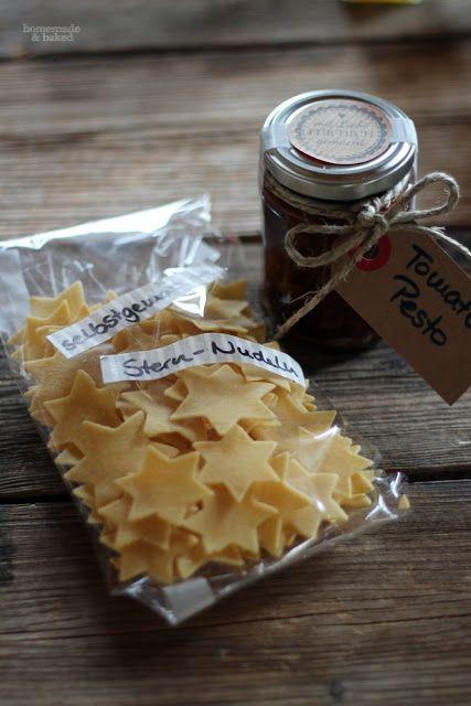 homemade and baked Food-Blog: {Geschenke aus der Küche} Tomatenpesto ...