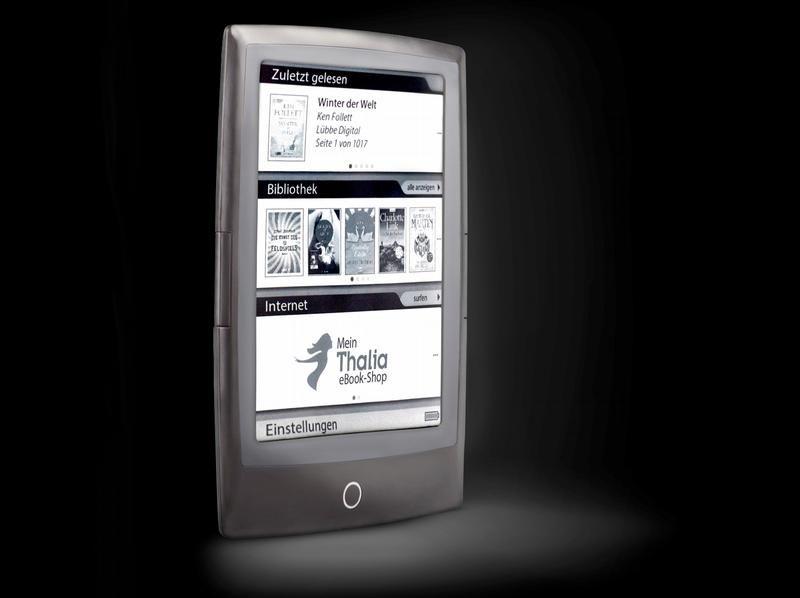 Fancy TechFieber de Bookeen HD Frontlight E Book Reader mit Licht und