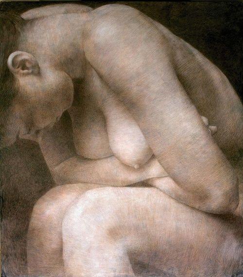 Michal Lukasiewicz (1974), Polish Realistic Figurative painter.