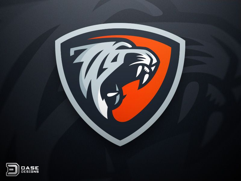 how to make esports logo photoshop