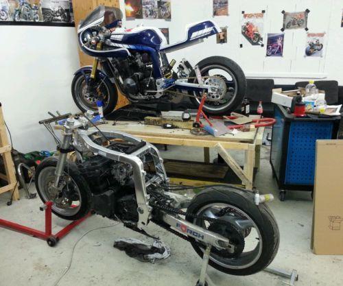 Gsxr 1000 Turbo Grudge Bike: Suzuki-GSX-R-1100-Streetfighter-Projekt