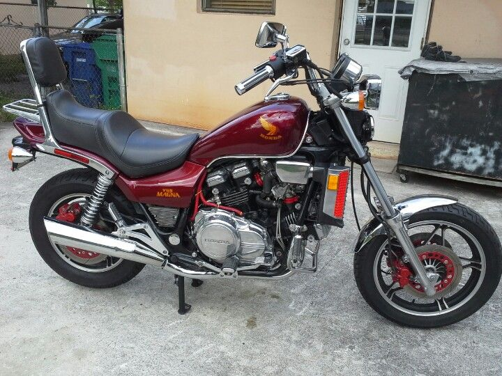Honda Magna V65 1100 1983 Excellent Vintage Condition , Restored To  Perfection By My Hubby , For Sale!