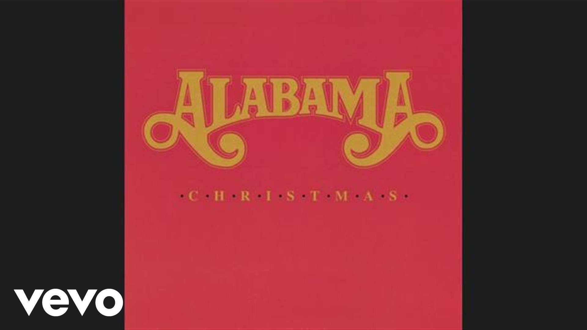 Alabama - Christmas In Dixie (Audio) - YouTube   Christmas music ...