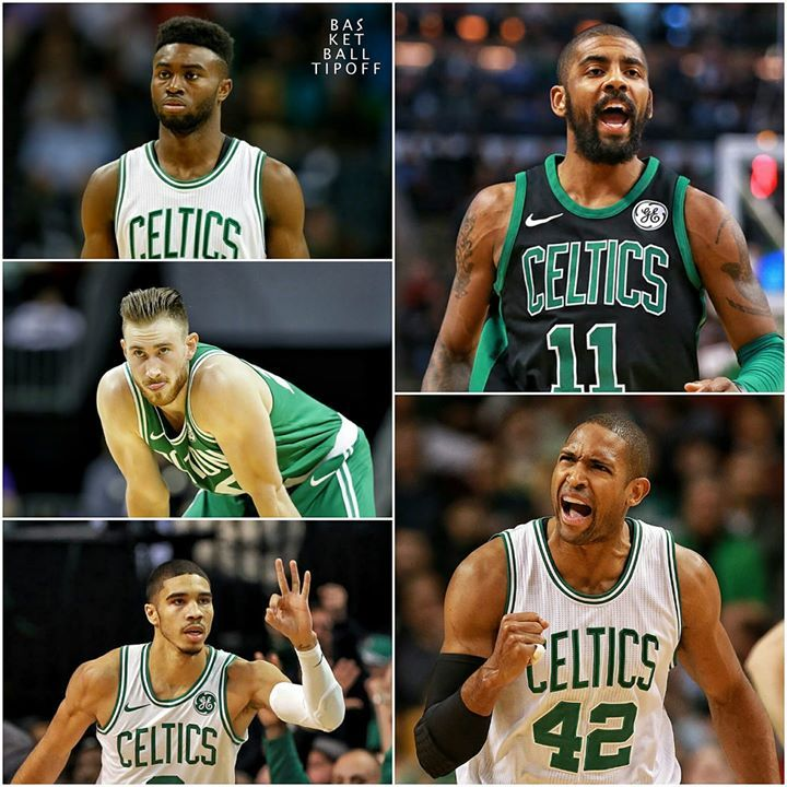 Kyrie Irving  C B Would This Potential Boston Celtics Future Lineup Compete With The Golden State Warriors Pg