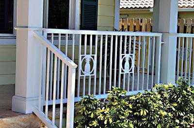 Luxury Aluminum Balcony Railing