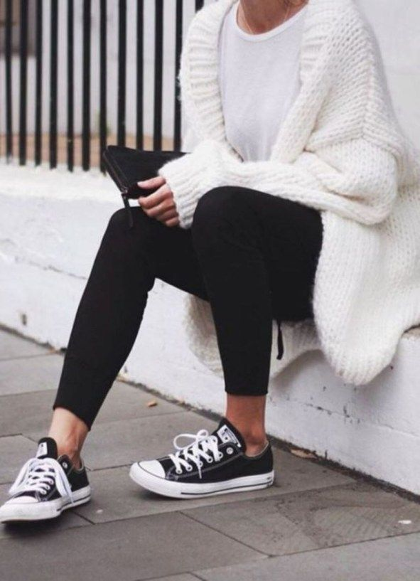 37 Lazy Girl Outfits that Look Polished